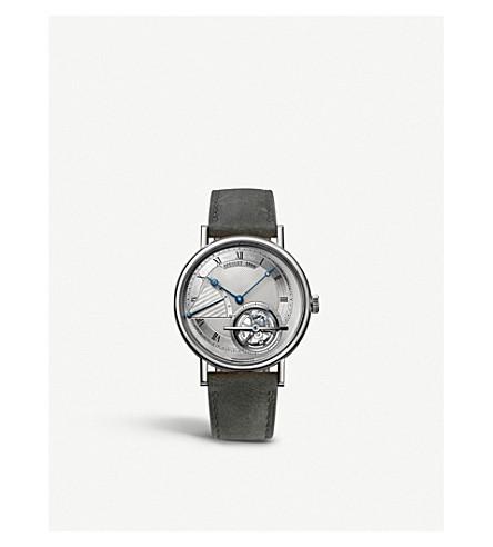 BREGUET G5377PT129WU Classique platinum watch