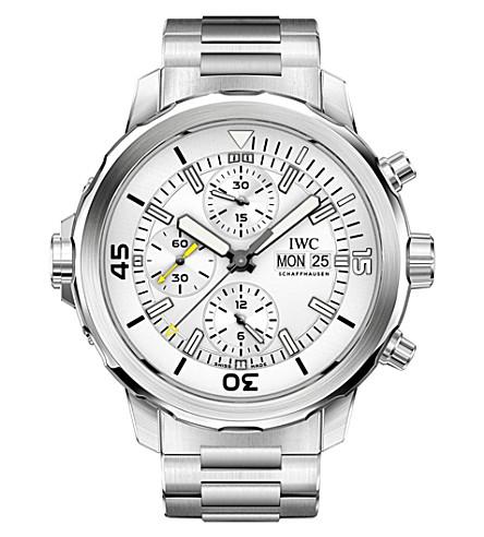IWC沙夫豪森 IW376802 腕表不锈钢自动腕表