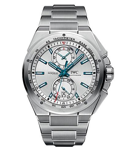 IWC SCHAFFHAUSEN IW378510 Ingenieur Chronograph automatic racer watch