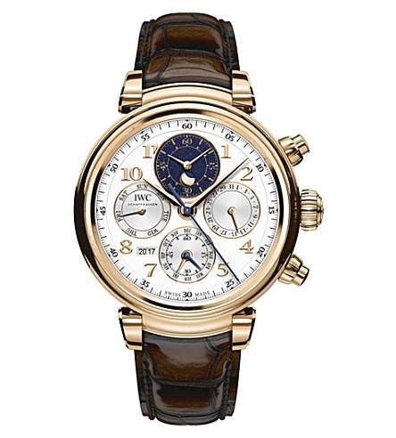 IWC SCHAFFHAUSEN IW392101 Perpetual Calendar Chronograph watch