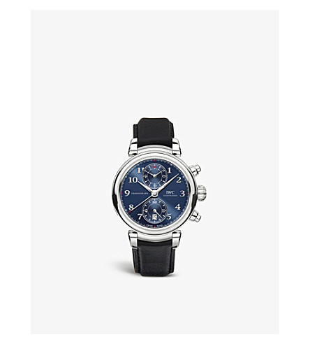 IWC SCHAFFHAUSEN IW393402 Da Vinci Chronograph Edition Sport for Good Foundation watch