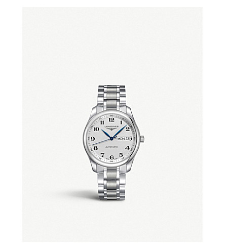 LONGINES L2.755.4.78.6 主集不锈钢腕表