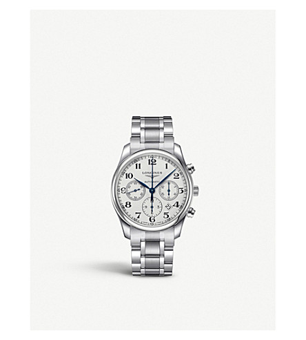 LONGINES L2.759.4.78.6 主集不锈钢腕表
