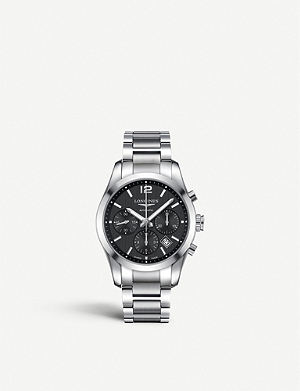 LONGINES L27864566 Conquest watch