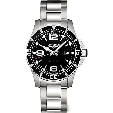 LONGINES L36404566 HydroConquest Quartz watch (Steel