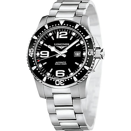 LONGINES L36414566 HydroConquest watch (Steel