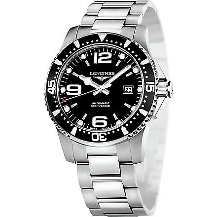 LONGINES L36414566 HydroConquest watch (Steel
