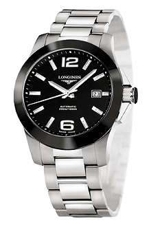 LONGINES L36574566 Conquest watch