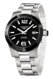 LONGINES L36574566 Conquest watch