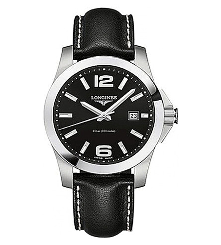 LONGINES l3.659.4.58.3 Conquest watch