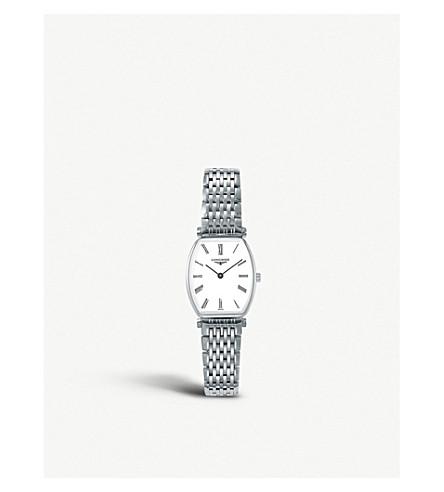 LONGINES L42054116 La Grande Classique watch (Steel