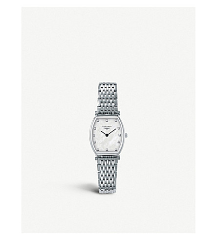 LONGINES L42054876 La Grande Classique watch (Steel
