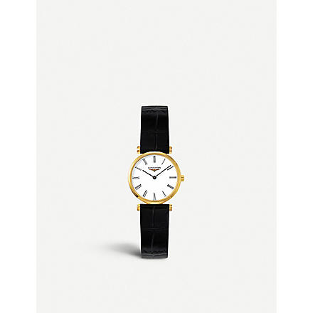 LONGINES L42092112 La Grandes Classiques watch (Gold