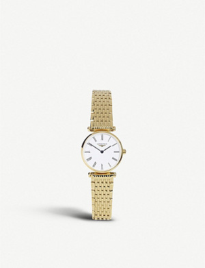 LONGINES L42092118  La Grande Classique watch
