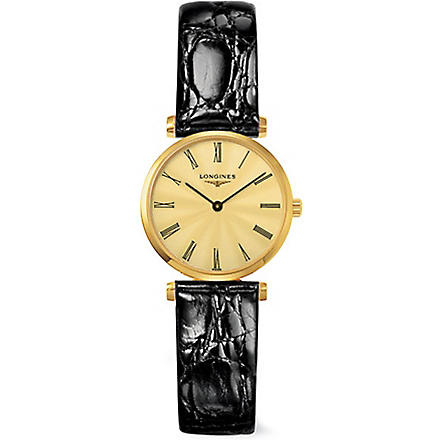 LONGINES L42092412 La Grande Classique watch (Steel