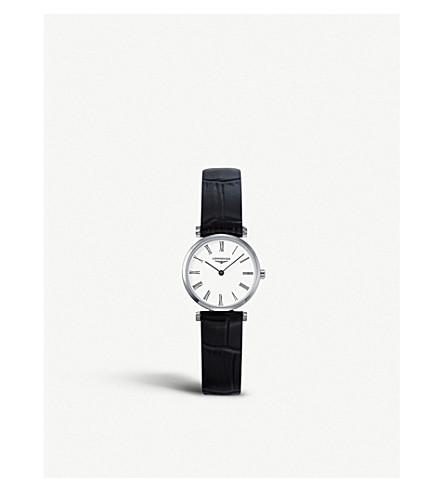 LONGINES L42094112 La Grandes Classiques watch (Steel