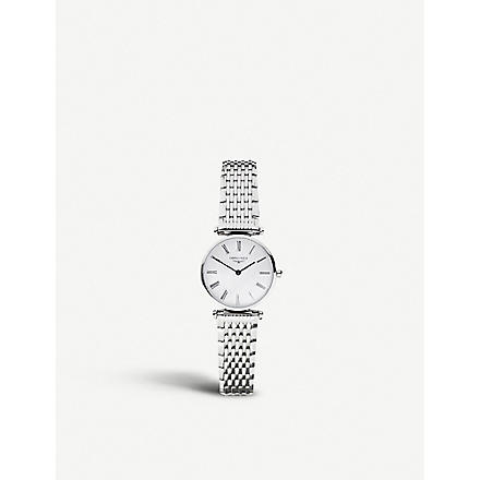 LONGINES L42094116 La Grande Classique watch (Steel