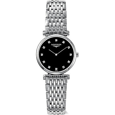 LONGINES L42094586 La Grande Classique watch (Steel