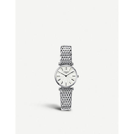 LONGINES L42094716 La Grande Classique watch (Steel