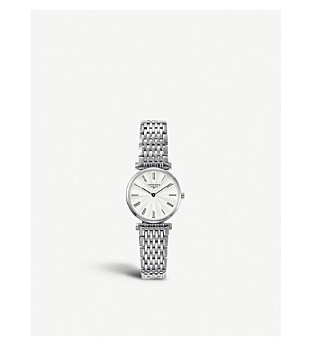 LONGINES L42094716 拉大 Classique 手表 (钢