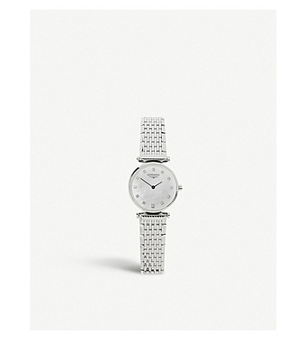 LONGINES L42094876 La Grande Classique watch (Steel