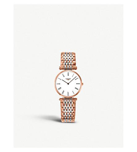 LONGINES L4.512.1.91.7 拉格兰 Classique 手表