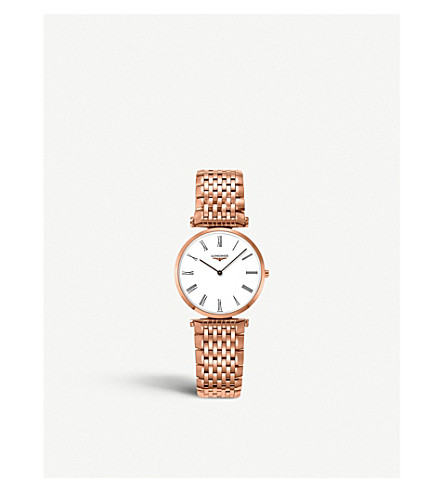 LONGINES L4.512.1.91.8 La Grande Classique watch