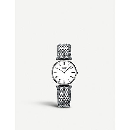 LONGINES L45124116 La Grande Classique watch (Steel