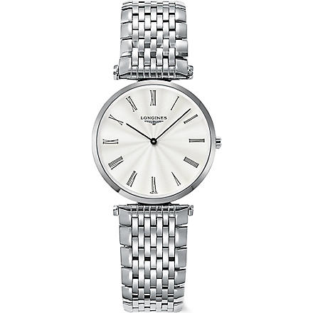 LONGINES L45124716 La Grande Classique watch (Steel