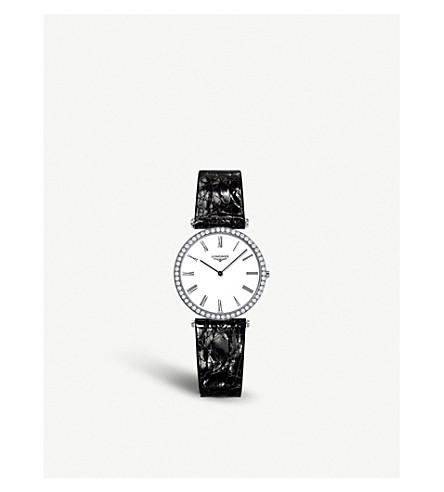 LONGINES L4.513.0.11.2 拉格兰 Classique 手表