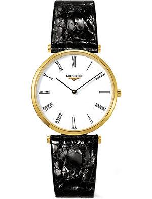 LONGINES L47092112 La Grande Classique watch