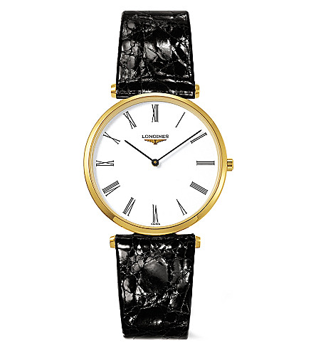 LONGINES L47092112 La Grande Classique watch (Gold