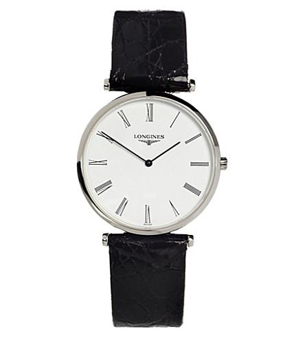 LONGINES L47094112 La Grande Classique watch (Steel