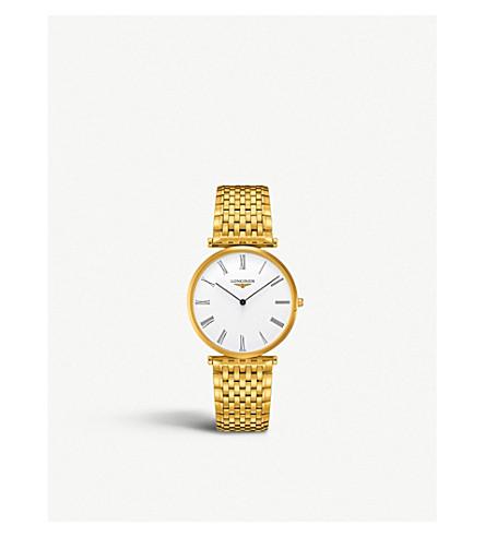 LONGINES L4.766.2.11.8 La Grande Classique watch