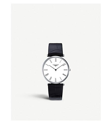 LONGINES L4.766.4.11.2 Classique 手表
