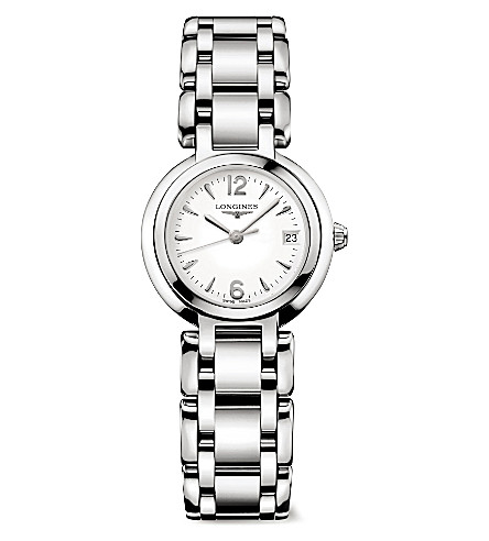 LONGINES L81104166 Prima Luna watch (Steel