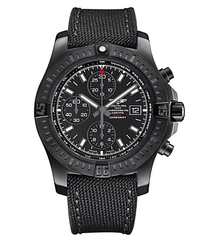 BREITLING M1338810BF01109W Colt chronograph stainless steel automatic watch