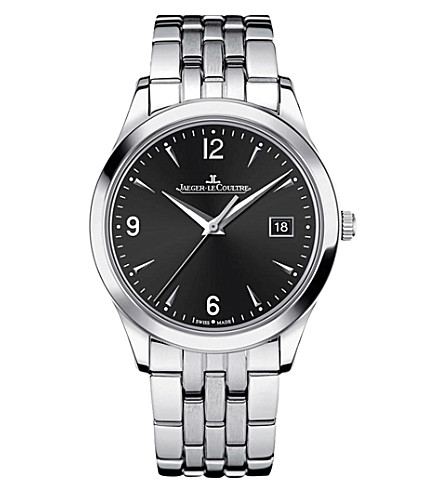 JAEGER LE COULTRE Q1548171 Master stainless steel watch