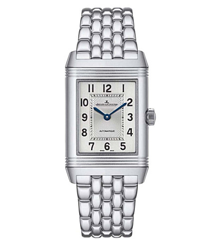 JAEGER LE COULTRE 2578120 Reverso Classic Medium Duetto watch