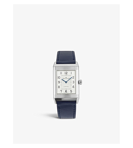 JAEGER LE COULTRE 2578420 Reverso Classic Medium Duetto watch