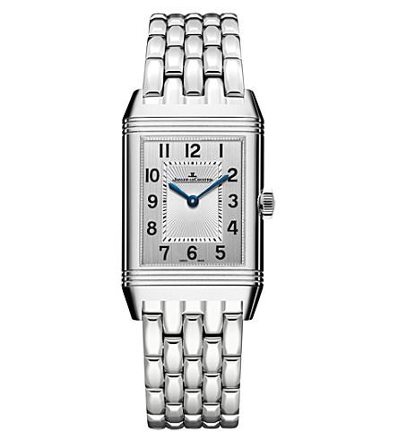 JAEGER LE COULTRE Q2588120 Reverso Classic Medium Duetto watch