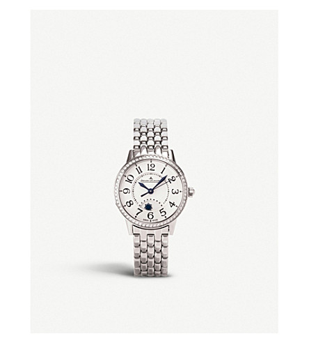 JAEGER-LECOULTRE Q3468121 Rendez-vous stainless steel watch