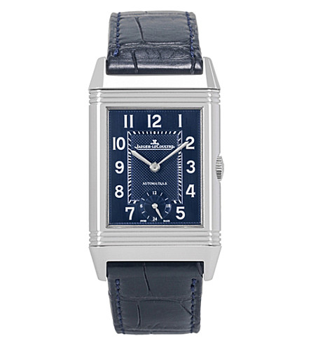 JAEGER LE COULTRE Q380848L automatic stainless steel watch
