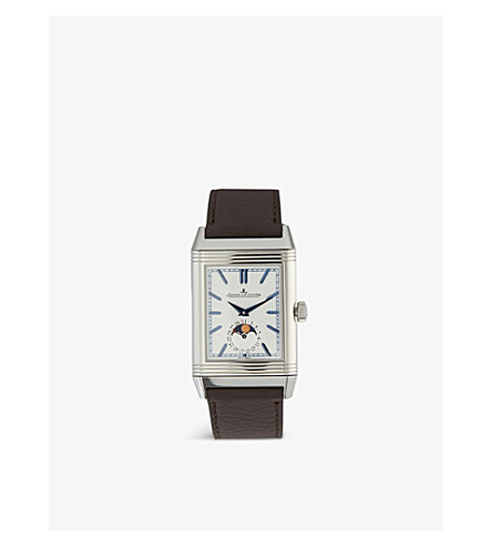 JAEGER-LECOULTRE Q3958420 Reverso stainless steel watch
