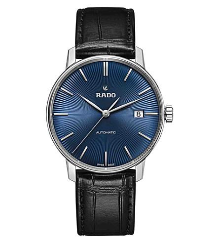 RADO R22860205 非去库波勒经典不锈钢皮表带腕表