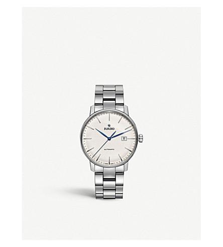 RADO R22876013 库波勒经典不锈钢手表