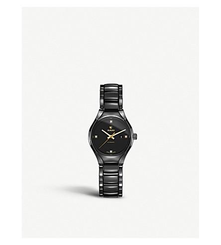 RADO R27242712 真正的陶瓷和钻石手表