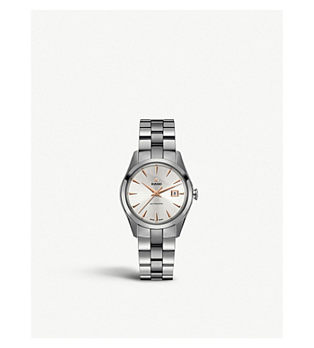 RADO R32091113 HyperChromestainless steel and ceramic watch