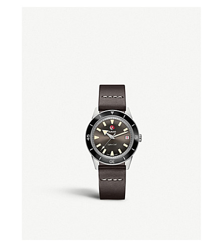 RADO 库克船长 R32500153 陶瓷不锈钢皮表带腕表