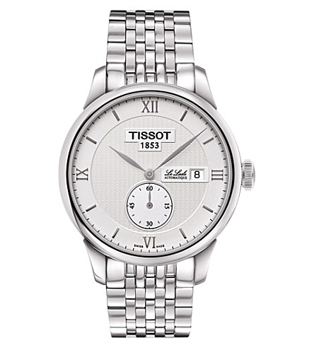 TISSOT T006.428.11.038.01 Le Locle stainless steel watch